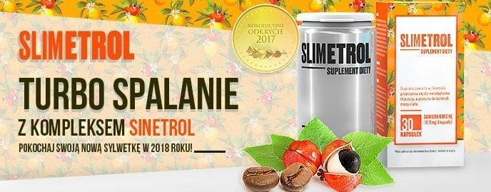 Produkt na odchudzanie Slimetrol