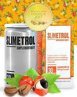 Krótki opis produktu na odchudzanie Slimetrol - opinie i efekty