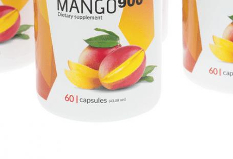 Odchudzanie za pomocą African Mango 900 - opinie oraz skład i efekty