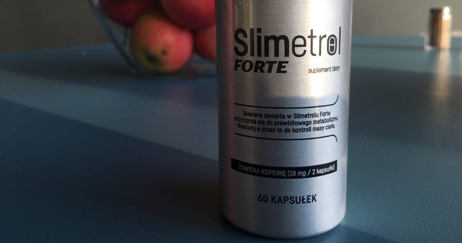 Opinie o Slimetrol Forte