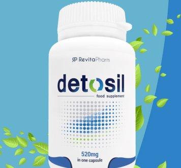 detosil detoksykacja